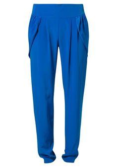 Anna Field - spodnie materiałowe - niebieski