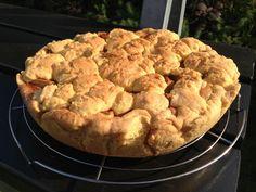 Apfelkuchen aus dem Dutch Oven Mehr