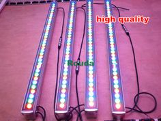 24v wall washer 24w outdoor dmx led wall washer light L1000mm*W55mm*H70mm Epistar 120-140lm/led high quality