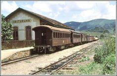 Ibituruna -- Estações Ferroviárias do Estado de Minas Gerais
