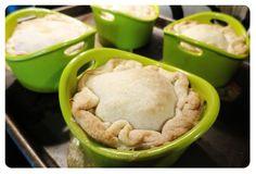 21 Day Fix Chicken Pot Pie - Vegetarian or Meaty