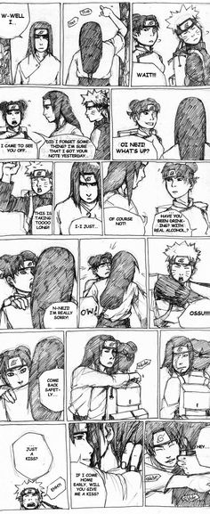 Worthy Reliance: The Neji x Tenten Fanclub - Part 3 - Page 22 - One Punch Man Forums: It's POWER. GETTO POWER.