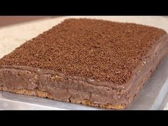 Coco, Tiramisu, Yogurt, Food And Drink, Ethnic Recipes, Desserts, Chocolates, Youtube, Chocolate Sprinkles