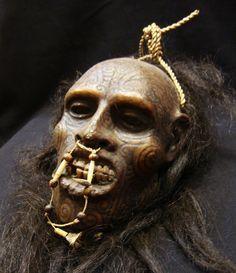 Image result for shrunken heads