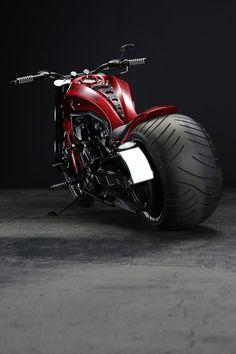 The Monster : VRSCDX 330 Fat Tire Custom