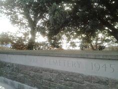 1939 Bolsena war cemetery 1945