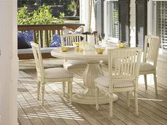 For Paula Deen By Universal Pull Up Side Chair 394636 Rta