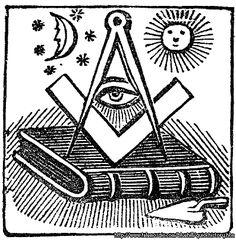 """LETRA G=""""ESCUADRA Y COMPAS MASONICO""""=SAN JORGE / GIORGIO /GEORGE (VENECIA) - Secreto Masonico - Gabitos"""