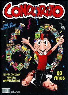 Coleccion de Revistas de Condorito en PDF: A Reir con Condorito Magazines For Kids, Mario, Fictional Characters, Canela, Children's Magazines