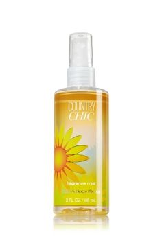 Country Chic Travel Size Fine Fragrance Mist - Signature Collection - Bath & Body Works