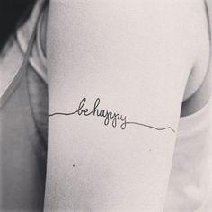 #tattoo#tattoos#tattooidea#tattooideas#be#happy#behappy#word#words#bobmarley#life#blackandwhite#black#line#lines#arm#arms#inkspiration#littletattoo#tinytattoos#tinytattoo#l4l#f4f