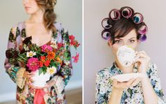 Perfectly Prepped - Bridesmaid Beauty Spotlight | Brides of North Texas. Photos by Taylor Lord Photography. Flowers by Stems of Dallas. #taylorlordphotography #bridalbeauty #bridesmaids #weddingflowers #centerpiece