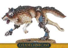 Space Wolves Cyberwolf