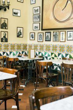 Restaurant els 4Gats, Barcelona, Catalonia, Spain
