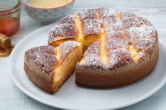 Ricetta Torta al miele - La Ricetta di GialloZafferano