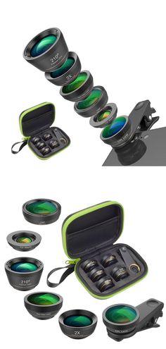 Universal 6 in 1 Phone Camera Lens Phone Lens, Camera Lens