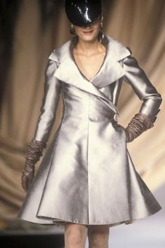 Yasmin Le Bon for Christian Dior Haute Couture Runway Show 90's