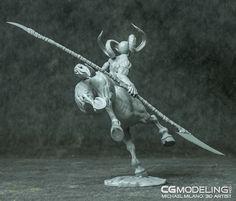 CGmodeling.com | Michael Milano, 3D Artist