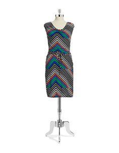 CALVIN KLEIN Cowl Neck Striped Dress http://1tagdeals.com/fashion/shop/calvin-klein-cowl-neck-striped-dress-multi-x-small/
