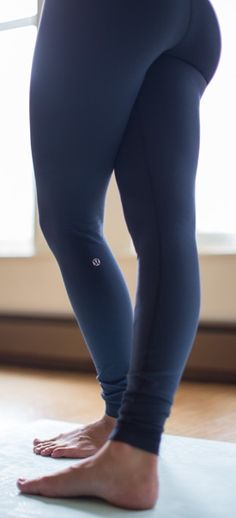meet full-on luon fabric | lululemon athletica