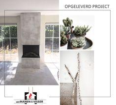 Opgeleverd project door Van Manen & Visser Openhaarden te Harderwijk.  Type Haard: Bellfires Viewbell Topsham 3  #haard #kachel #design #interieur #styling #wonen #inspiratie #homedeco #ontwerp #custommade