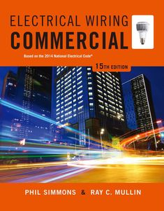 Electrical Wiring Commercial (16th Edition) eBook eBook
