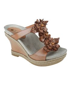 Take a look at this Sand Bellini Sandal by Earthies on #zulily today!