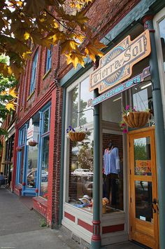 You must visit downtown Grants Pass, Oregon! The warm and friendly atmosphere will keep you coming back to explore more of this delightful town :)