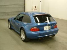 BMW 2001 M coupe Grade 4.5 interior B - only 29000kms!!  I love this car.