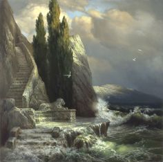 "De Michael Satarov ""after the storm "" ©"