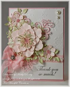 Thank You So Much by rosekathleenr - Cards and Paper Crafts at Splitcoaststampers