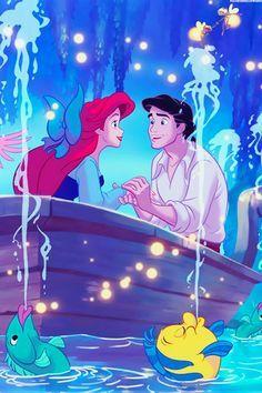 Walt Disney, Disney Merch, Disney Princess Ariel, Disney Couples, Cute Disney, Disney Girls, Disney Art, Princess Luna, Disney Princesses