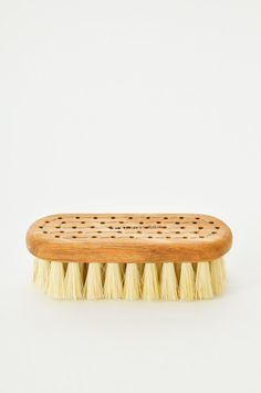 Handmade Nail Brush from Sweden
