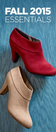 A super-smart bootie, the Jacy women's shoe by Xappeal makes any ensemble look fabulous and trendy. Classically chic silhouette and a stylish heel give it that extra pop for the perfect fall style.