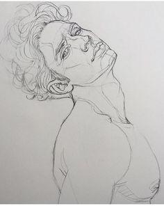Drawing Pencil Portraits - Pencil Portrait Mastery - Новости - Discover The Secrets Of Drawing Realistic Pencil Portraits Discover The Secrets Of Drawing Realistic Pencil Portraits Realistic Drawings, Art Drawings Sketches, Sketch Art, Horse Drawings, Drawings Of Men, Animal Drawings, Man Sketch, Art Illustrations, Pencil Portrait