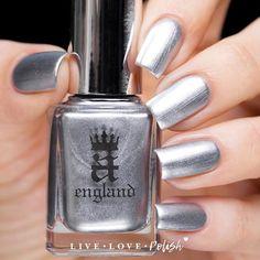 A-England Excalibur Renaissance Nail Polish (The Mythicals Collection)