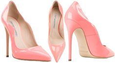 Gianmarco-Lorenzi-Pink-Patent-Leather-Pumps