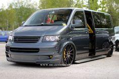 www.beakersblog.com Vw Transporter Campervan, Vw Transporter Conversions, Volkswagen Bus, Vw Camper, Campers, Vw Wagon, Vw Caravelle, Aston Martin Cars, Convertible