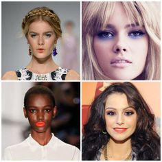 Spring Hair and Makeup Trends
