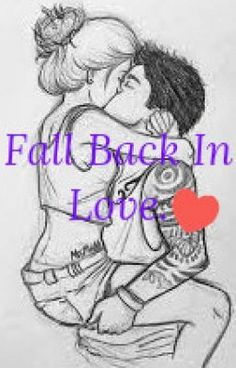 Fall Back In Love  #wattpad #romance