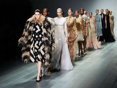London Fashion Weekend Open to the Public