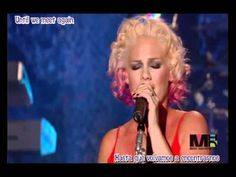 Pink   Who Knew  Live in NYC (subtitulada)
