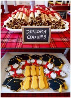 101 Graduation Party Ideas - Decoration Themes, Grad Party Recipes