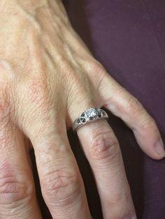 Custom Work – Karma Joyas Karma, Rings For Men, Silver Rings, Jewelry Making, How To Make, Handmade, Jewelery, Men Rings, Hand Made