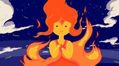 Я получил:Пламенная Принцесса!