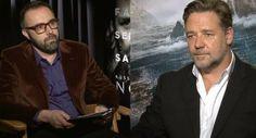 Russell Crowe'dan şok Twitter yorumu