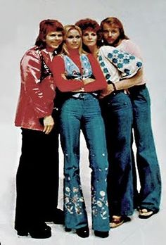 Pics of all 4 together - Seite 103 | www.abba4ever.com
