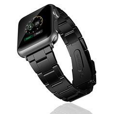 awesome Apple Watch Correa de Acero Inoxidable