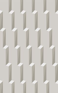 The effect that a few simple geometric shapes can have on a surface can be pretty eye-catching! Inspired by the staircase illusion art of M.C. Escher, this minimalist design is a mesmerising repeat pattern with a subtle, modern style. Our Escher wallpaper is painted in a simple block-colour palette of warm grey hues, which all work together to create a 3D effect that plays on your perspective. 3d Cube Wallpaper, World Map Wallpaper, Forest Wallpaper, Grey Wallpaper, Kids Wallpaper, Flower Wallpaper, Pattern Wallpaper, Geometric Wallpaper Design, Geometric Shapes