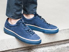 WALK THIS WAY #Number288 #Sneaker #sotd #AcneStudios #Jeans #blue #grey